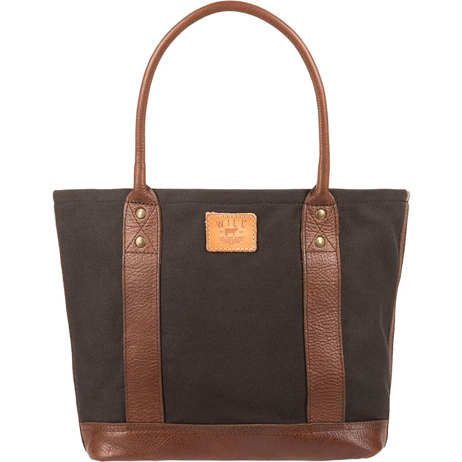 Will Leather Goods Signature Canvas & Leather Everyday Tote - Womens