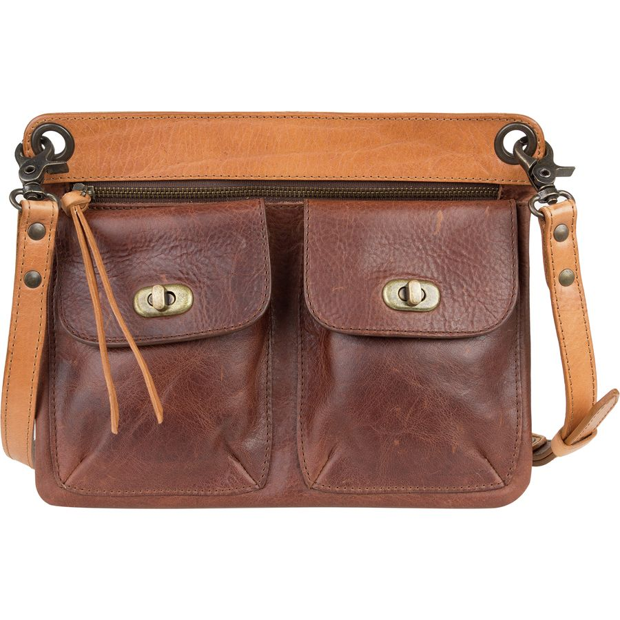 Will Leather Goods Vale Crossbody Purse