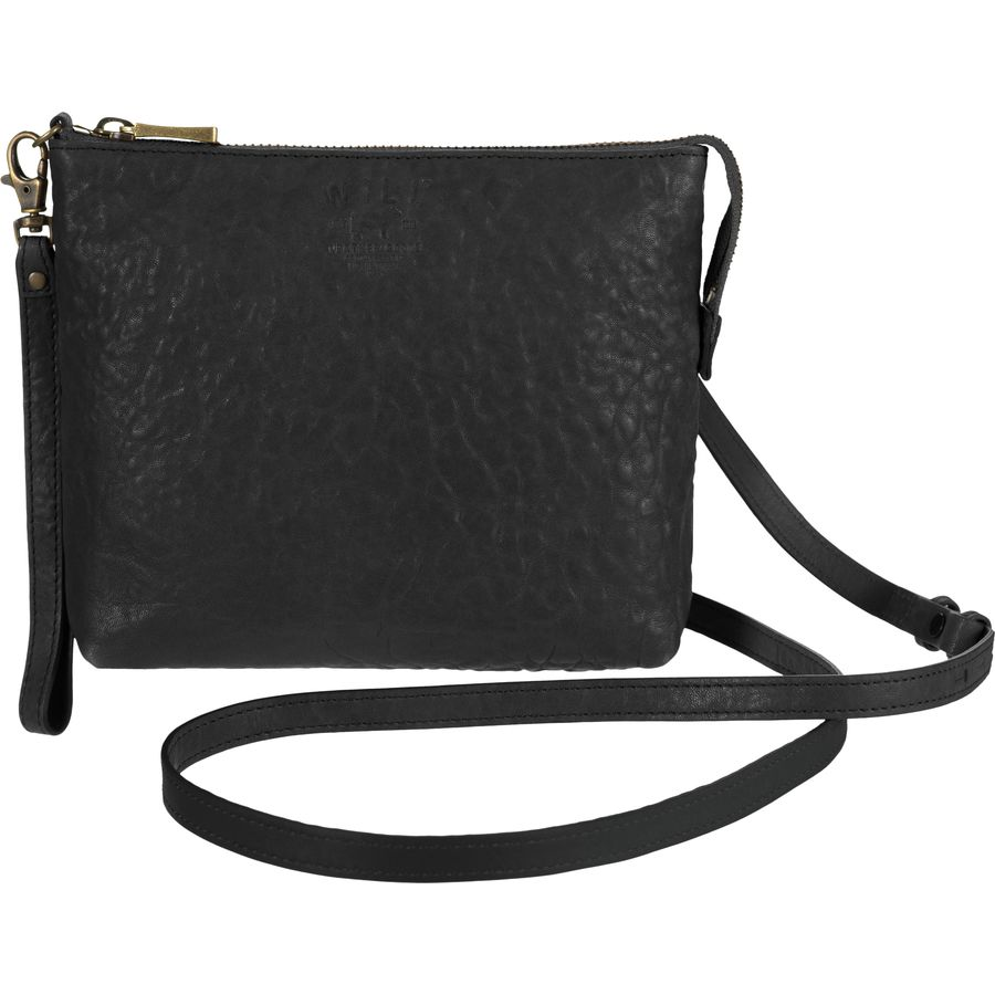 Will Leather Goods Opal Zip Pouch Crossbody Purse - Womens