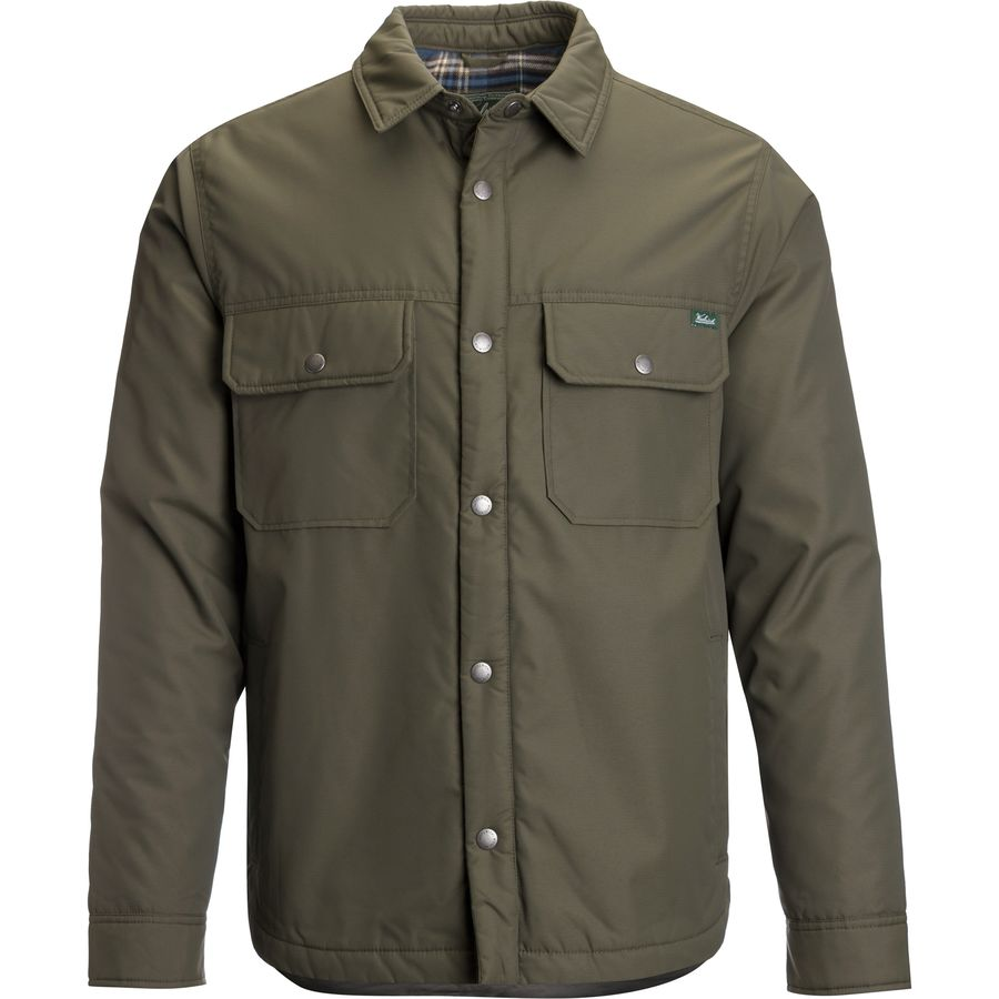 woolrich trout run shirt jacket men 39 s up to 70 off. Black Bedroom Furniture Sets. Home Design Ideas