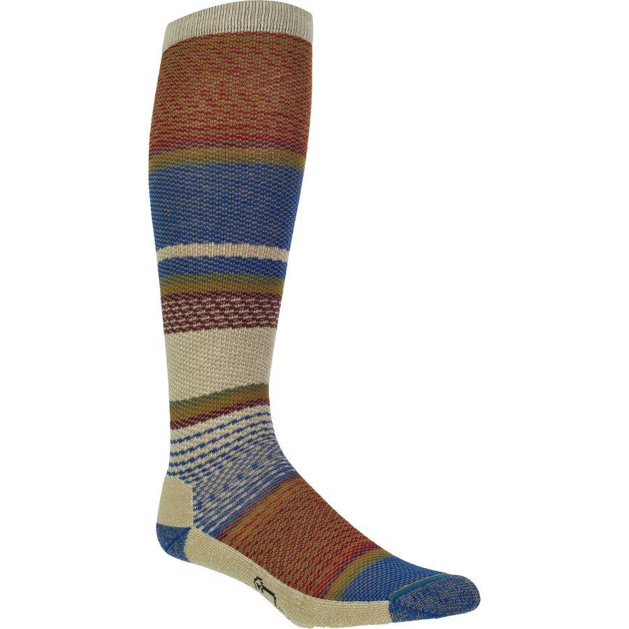 Woolrich Stripe Knee High Sock - Womens
