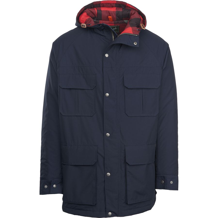 Woolrich Advisory Wool Insulated Parka - Mens
