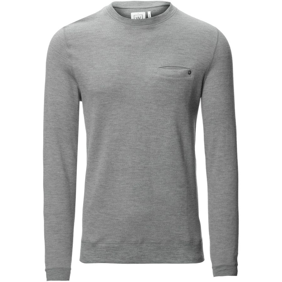 We Norwegians BaseTwo Crewneck Sweater - Mens