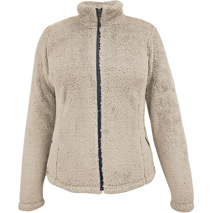 b107554a1 White Sierra Wooly Bully II Fleece Jacket - Women's