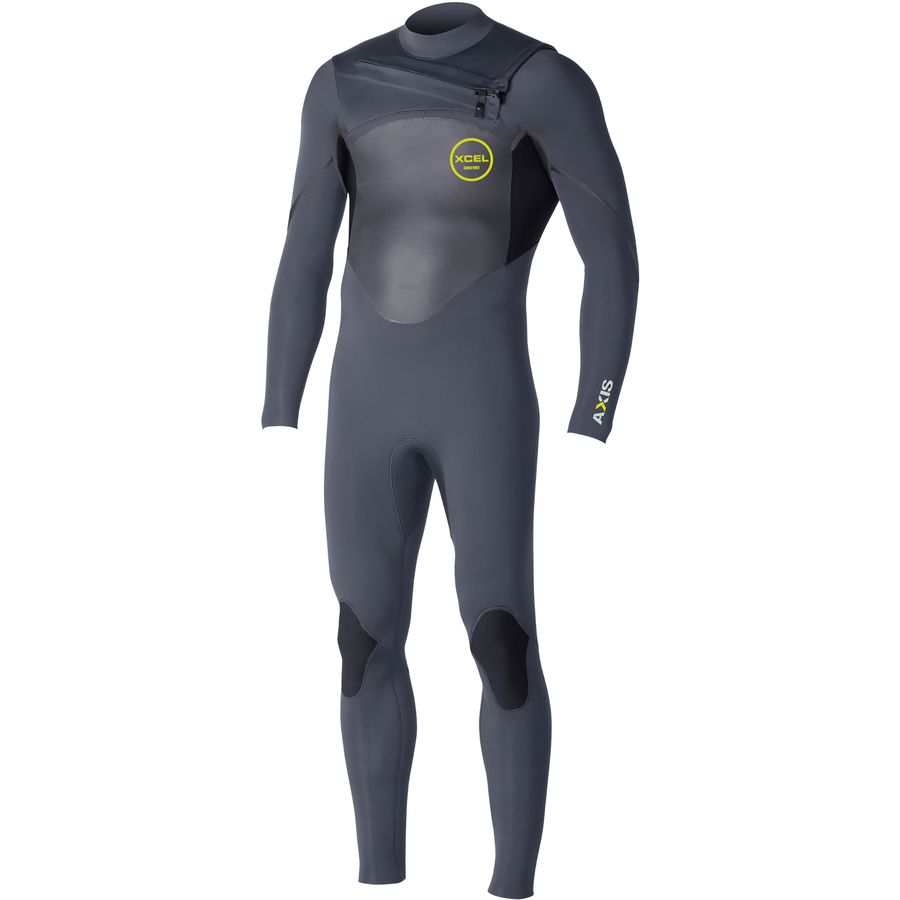 XCEL Hawaii 4/3 Axis X2 Chest-Zip Full Wetsuit - 2016 - Mens