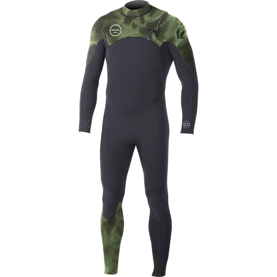 XCEL Hawaii Comp TDC Eco 3/2 Wetsuit - Mens