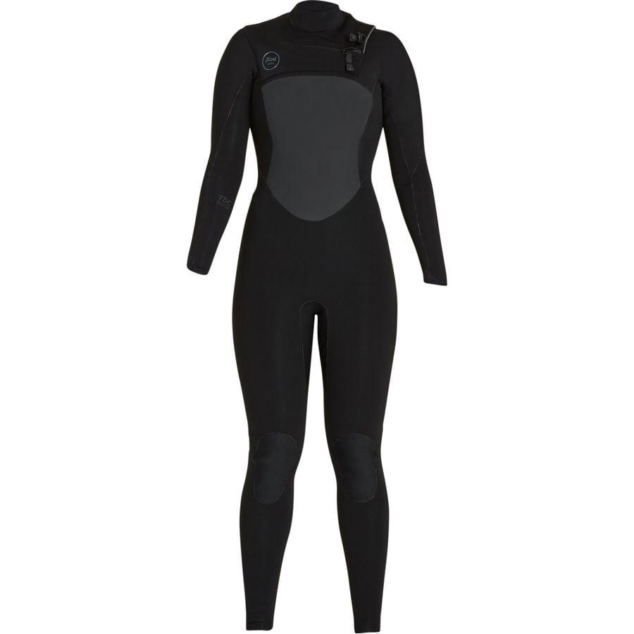 XCEL - Drylock 3 2mm TDC Full Wetsuit - Women s - Black Black Logos b1d507c70