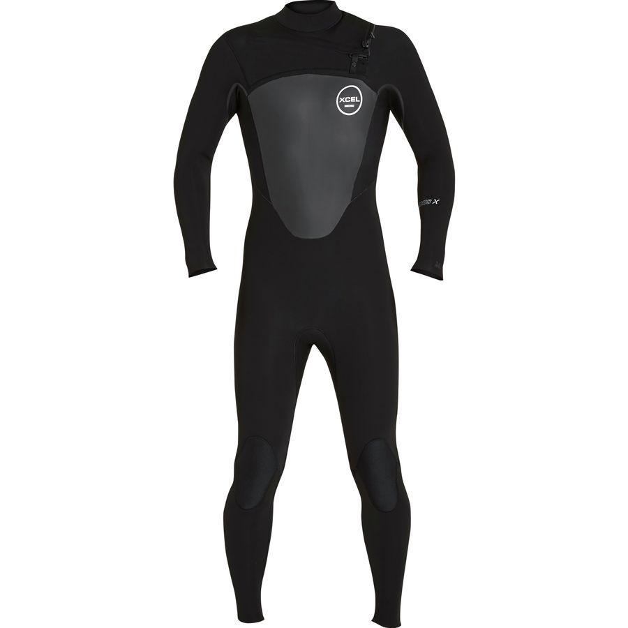 XCEL Hawaii Axis X 3/2 Front-Zip Wetsuit - Mens