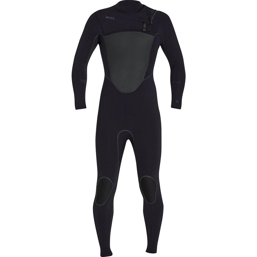 XCEL Hawaii Drylock X 4/3 Chest-Zip Wetsuit - Mens