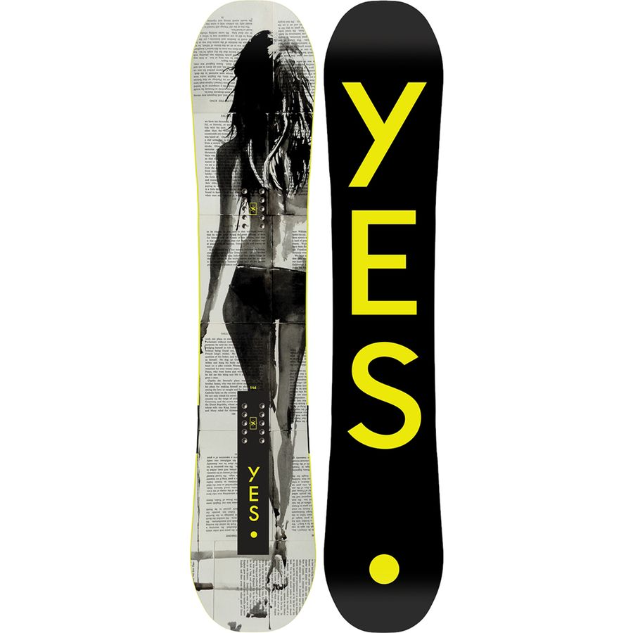 Yes. Greats snowboard 2018 | evo.