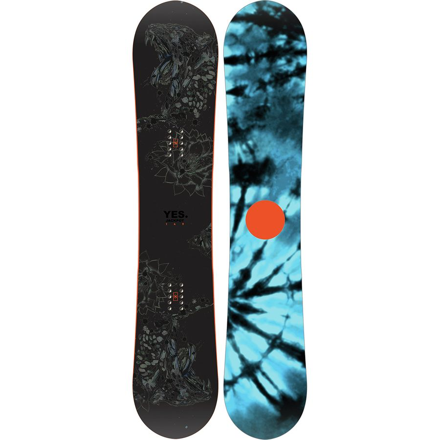 ce304a05c769 Yes. - Jackpot Snowboard - One Color