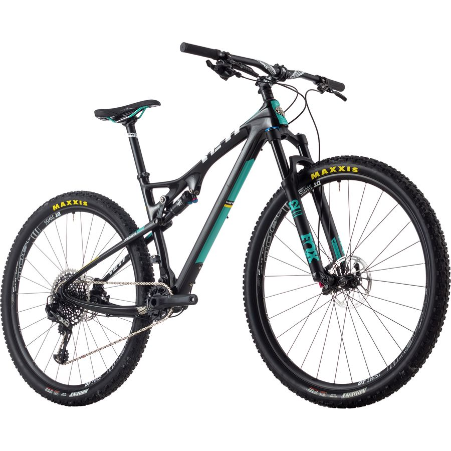 yeti cycles asr carbon eagle complete mountain bike 2017. Black Bedroom Furniture Sets. Home Design Ideas