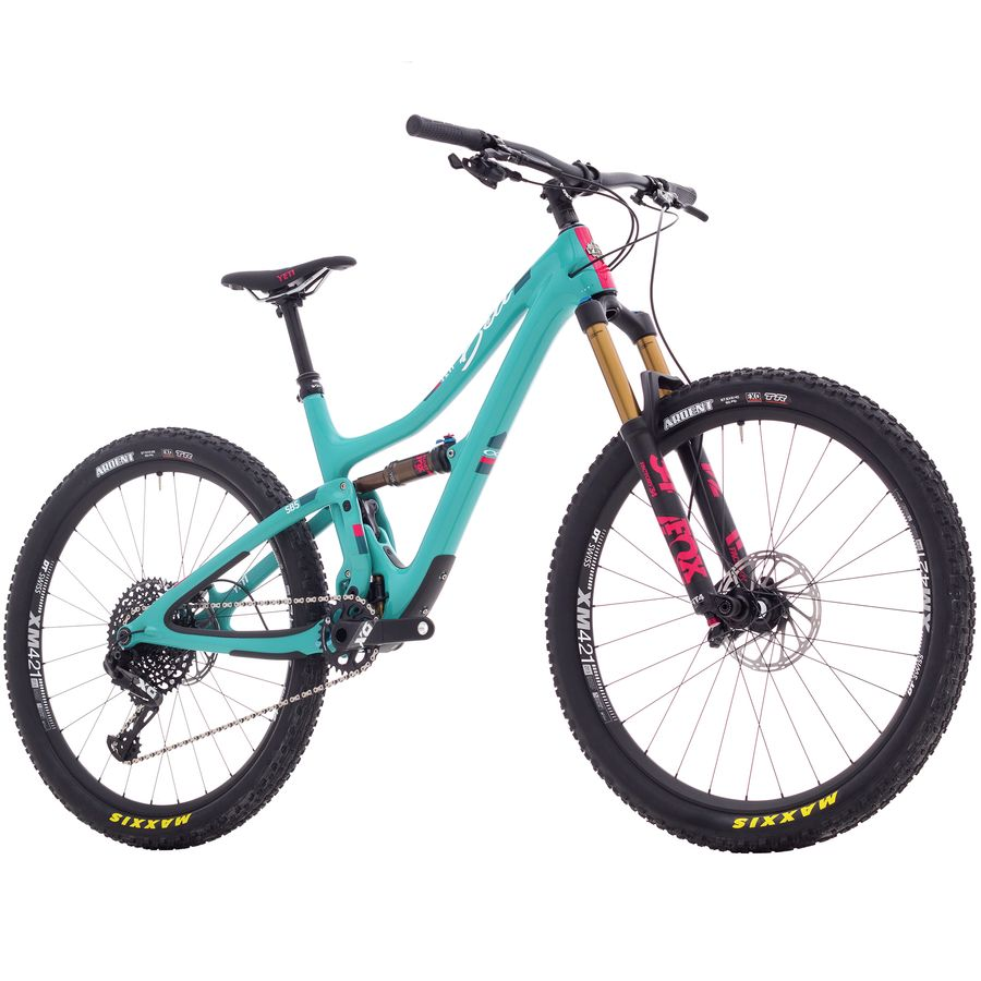 Yeti Cycles Beti SB5 Turq X01 Eagle Complete Mountain Bike ...