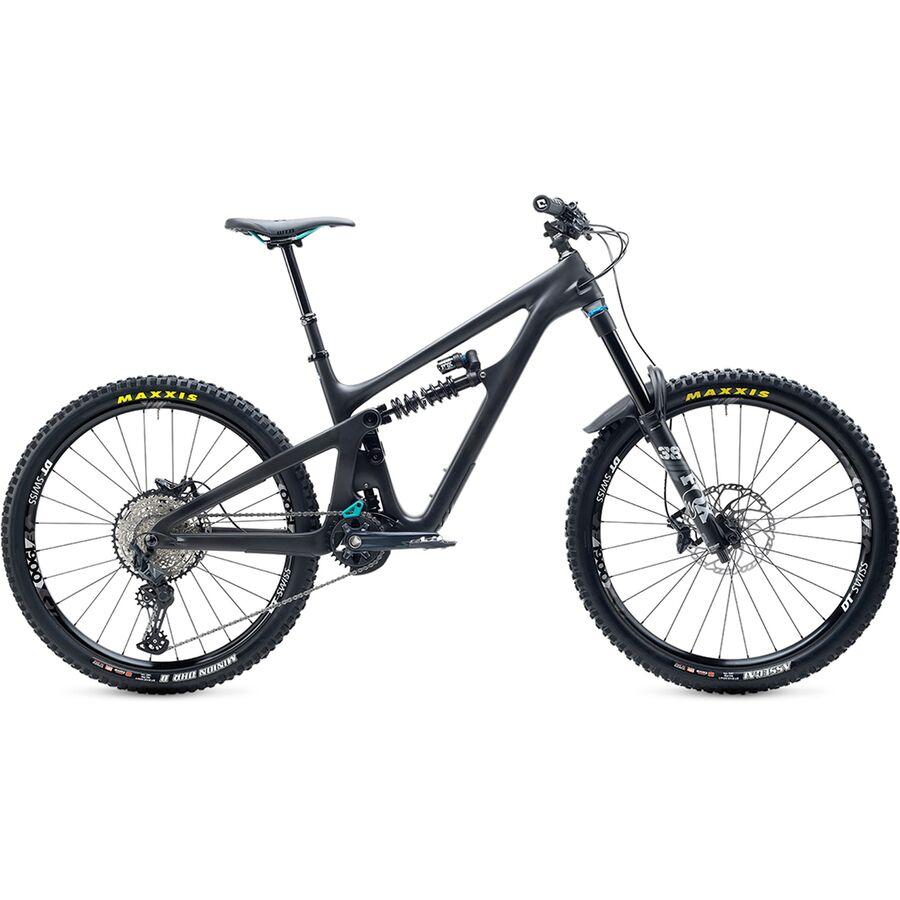 Yeti Cycles coil powered mountain bike