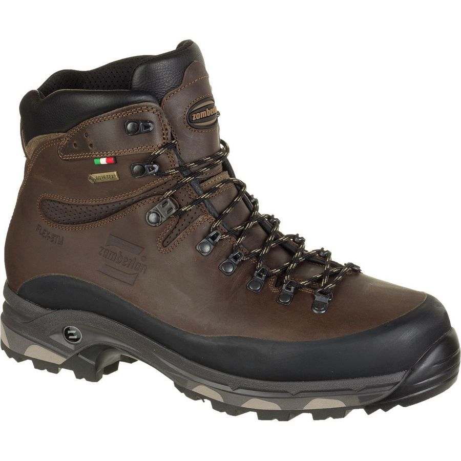 Zamberlan Vioz Plus Gtx Rr Backpacking Boot Wide Men S