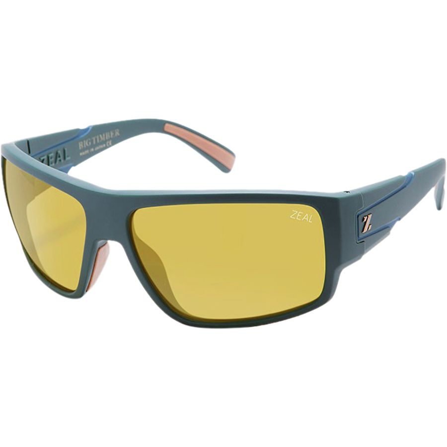 Zeal Big Timber Photochromic Sunglasses – Polarized
