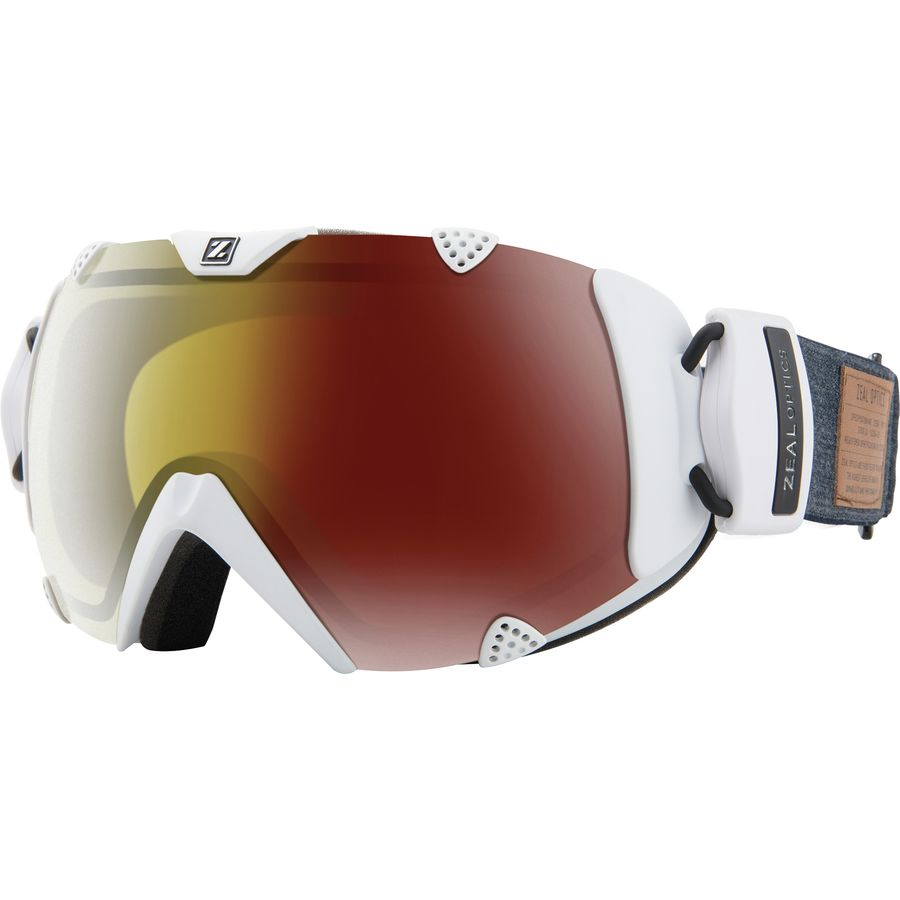 polarized goggles  Zeal Eclipse Goggle - Polarized Photochromic