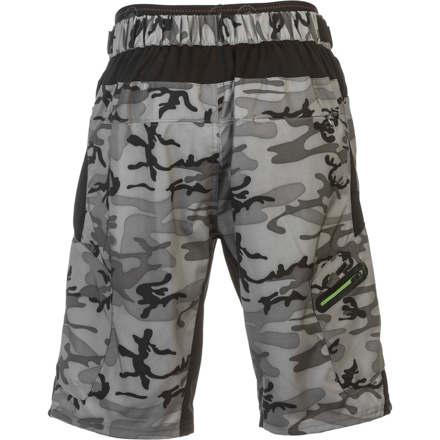 ZOIC Ether Camo Short + Essential Liner - Men s  7310f406a94