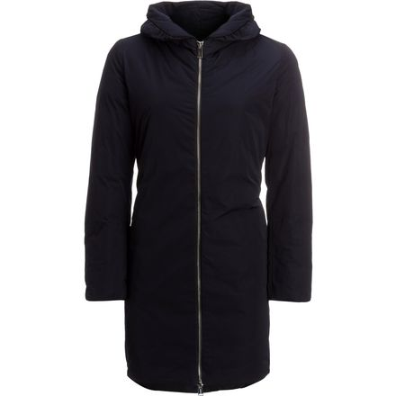 ADD Duck Down Long Coat - Women's