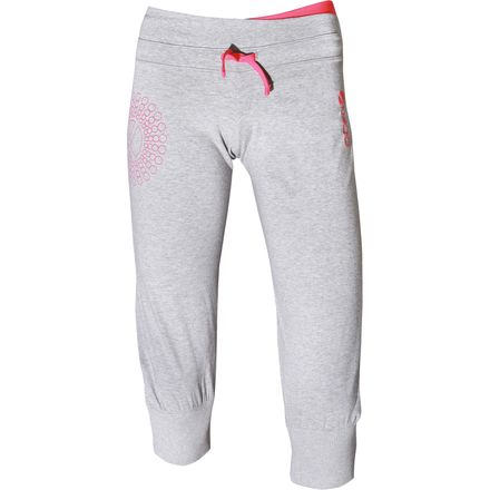ABK Stretch Quarter Capri Pant - Women's