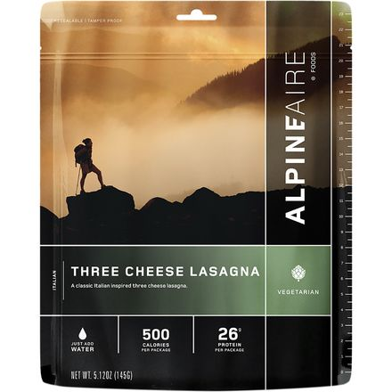 AlpineAire Three Cheese Lasagna