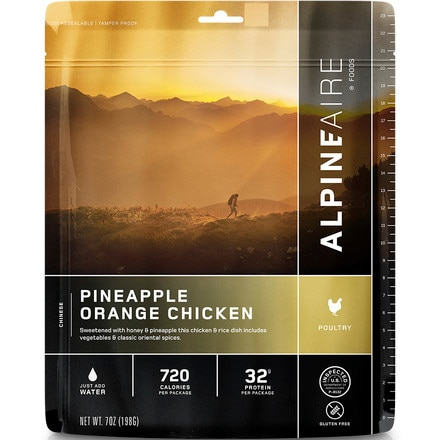 AlpineAire Pineapple Orange Chicken