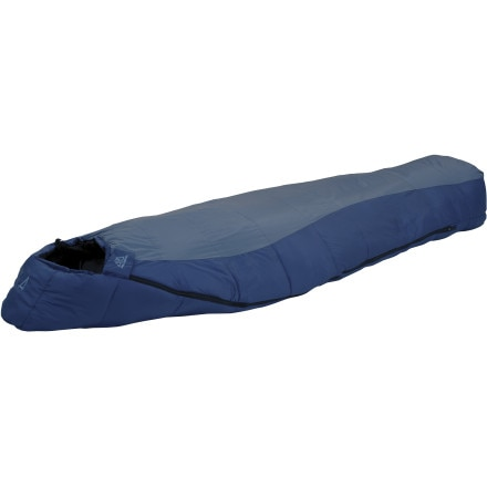 ALPS Mountaineering Blue Springs Sleeping Bag: 20 Degree Synthetic