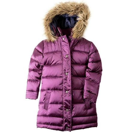 Appaman Long Down Coat - Girls'