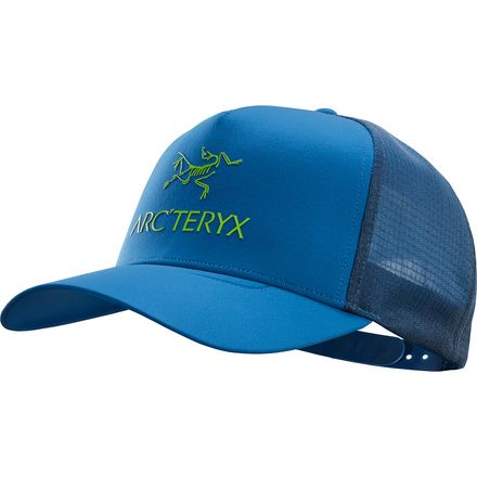 Arcteryx logotipo ha Trucker luftduchlässige truckercap gorra de béisbol verano Sport
