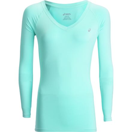 Asics Dry Long-Sleeve Shirt - Women's