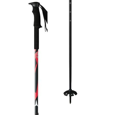 Atomic BCT Adjustable Ski Poles
