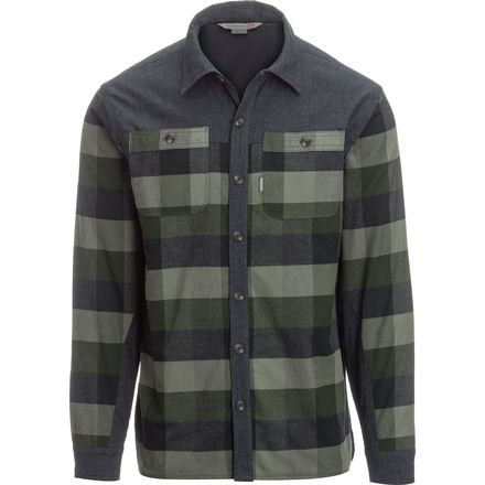 Avalanche Rocky Lined Flannel - Men's