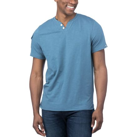 Avalanche Lumo Henley T-Shirt - Men's