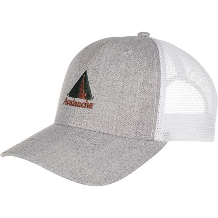 Avalanche Tent EMB Uncle Trucker Hat