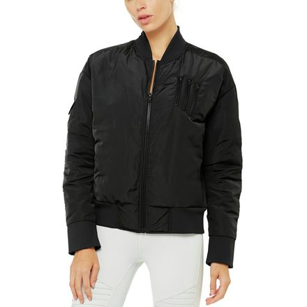 Alo Yoga Squad Jacket - Women's