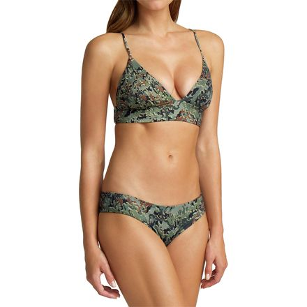 Boys and Arrows Dana The Delinquent Bikini Top - Women's