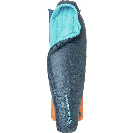 Big Agnes Sidney SL Sleeping Bag: 25 Degree Down - Women's