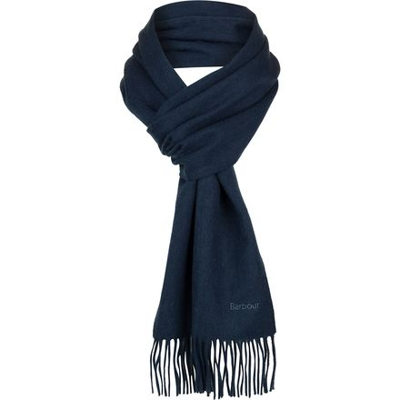 Barbour Woven Lambswool Scarf - Women's