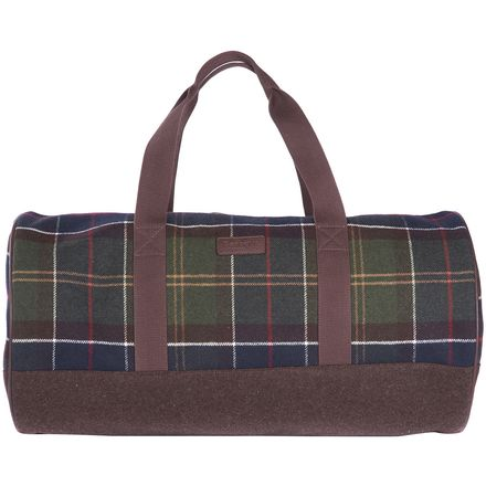 Barbour Hardwick Holdall Duffel Bag