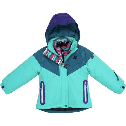 Big Chill System Jacket with Inner Jacket - Girls'
