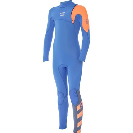 Billabong 3/2 Furnace Pro No-Zip Full Wetsuit - Boys'