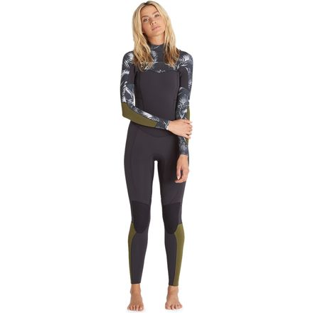 Billabong Surf Capsule Salty Dayz 3/2 Full Suit - Women's