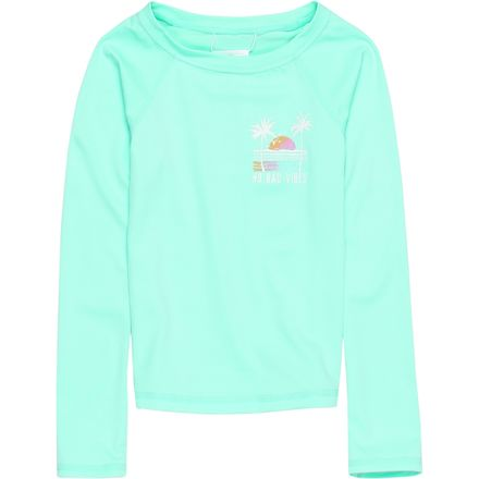 Billabong Sol Searcher Rashguard - Long-Sleeve - Little Girls'