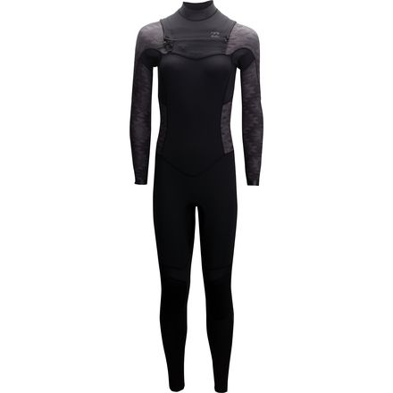 Billabong Synergy 3/2 Chest Zip Wetsuit - Women's