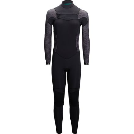 Billabong Synergy 4/3 Chest-Zip Full Wetsuit - Women's