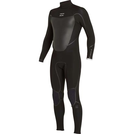 Billabong 4/3 Absolute X Chest Zip Full Wetsuit - Men's