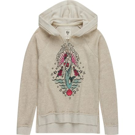 Billabong Surf Tribe Pullover Hoodie - Girls'