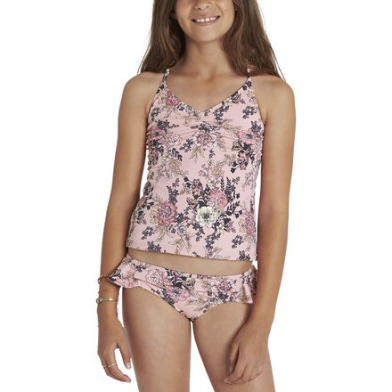 Billabong Beach Beauty Tankini - Girls'