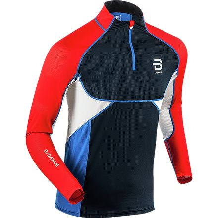 Bjorn Daehlie Half Zip Tech Shirt - Men's