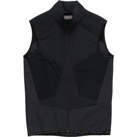 BLACKYAK SIBU Light Windbreaker Vest - Men's